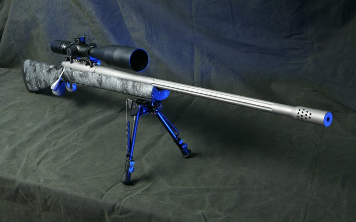 Custom 6 5mm Wsm Rifle