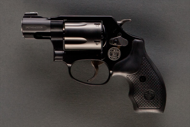 Smith & Wesson .357 Magnum Revolver